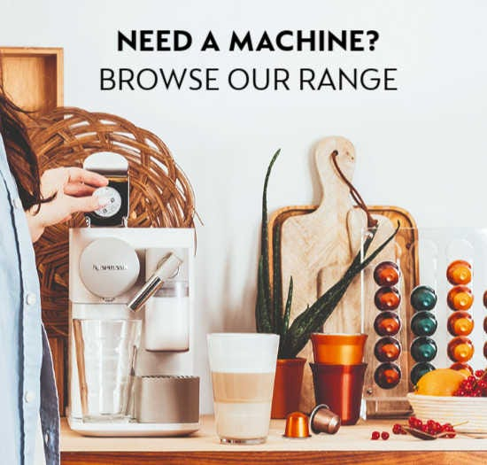 Order Coffee Machines
