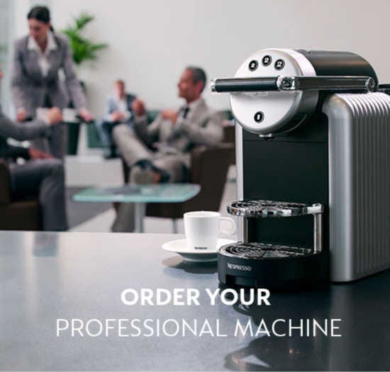 Order Professional Machines